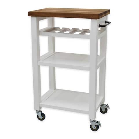 Carbon Loft Whitten Kitchen Cart