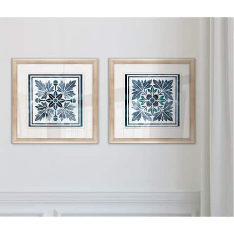 Wexford Home Nature Wash I Framed Art (Set of 2)