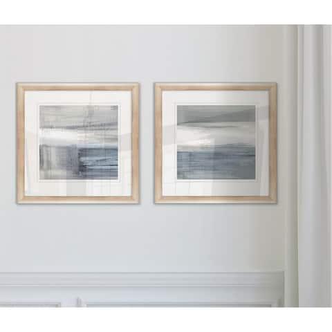 Wexford Home 'Weathered III' Framed Set