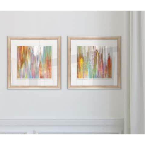 Wexford Home Mislead I Framed Wall Art (Set of 2)