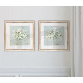 Wexford Home 'Sweeter Summer I' Framed 2-piece Art Set