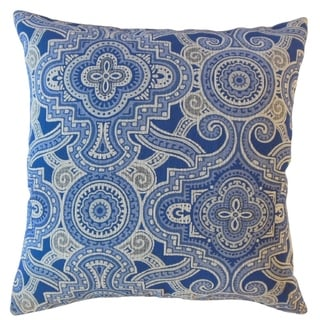 The Pillow Collection Jacory Geometric Decorative Throw Pillow
