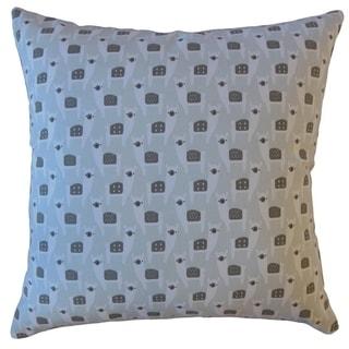 The Pillow Collection Napua Graphic Decorative Throw Pillow