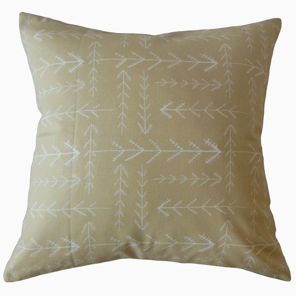 The Pillow Collection Takako Geometric Decorative Throw Pillow