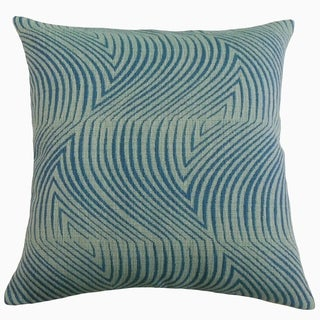 The Pillow Collection Westry Geometric Decorative Throw Pillow