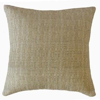 Porch & Den Eaker Woven Decorative Throw Pillow