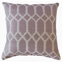 The Pillow Collection Qadr Geometric Decorative Throw Pillow