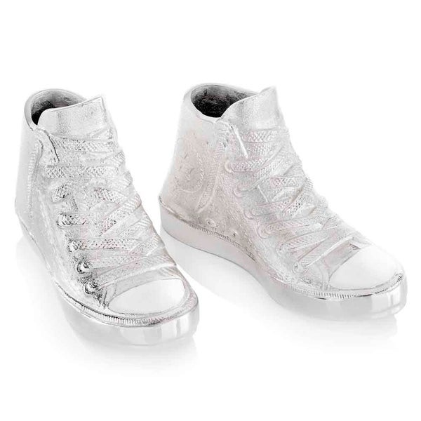 Modern Day Accents Zapatillas High Top Sneakers - Pair