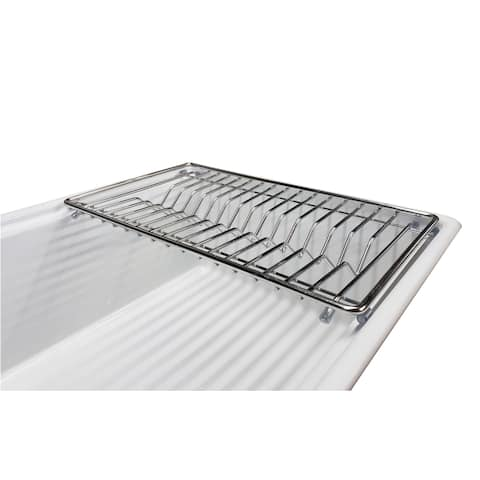 Tosca 18 in. X 10-3/4 in. Dish Rack for Empire Tosca Sinks