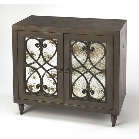 Handmade Finney Cocoa Brown Dining Cabinet (Indonesia)