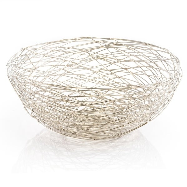 Modern Day Accents Guita Wire Bowl