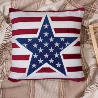 Porch & Den Tamango Star with Stripes Accent Pillows (Set of 2)