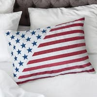 Liberty Contemporary Multi-colored Accent Pillows (Set of 2) by FOA