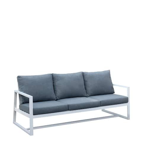 Furniture of America Calpella Patio Sofa