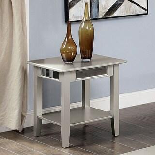 Porch & Den Heathcliff Silver End Table