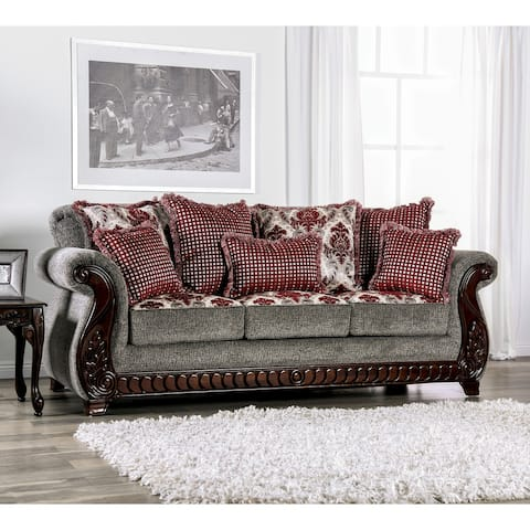 Gracewood Hollow Durakovic Traditional Sofa