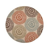 Christopher Knight Home Seastar Outdoor Medallion Area Rug