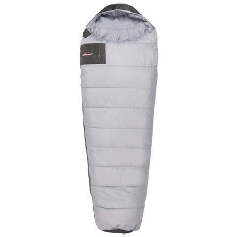Suisse Sport K-2 10-Degree Mummy Sleeping Bag