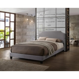 Tory Upholstered Panel Bed