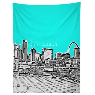 Deny Designs St Louis Aqua Tapestry (2 Size Options)