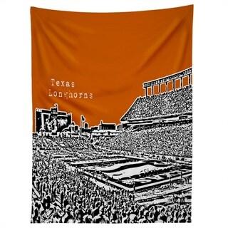 Deny Designs Texas Longhorns Orange Tapestry (2 Size Options)