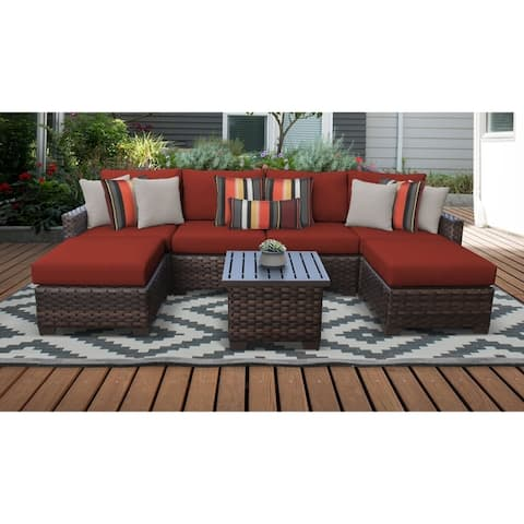 Outdoor Furniture Red