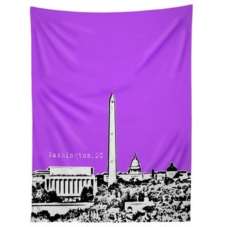 Deny Designs Washington Purple Tapestry (2 Size Options)