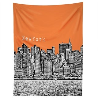 Deny Designs New York Orange Tapestry (2 Size Options)