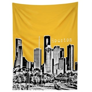 Deny Designs Houston Yellow Tapestry (2 Size Options)