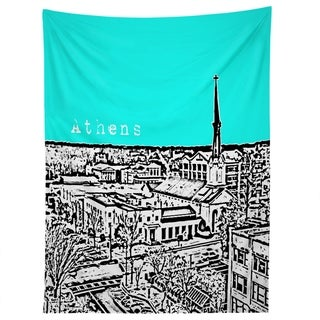 Deny Designs Athens Aqua Tapestry (2 Size Options)