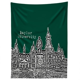 Deny Designs Baylor University Green Tapestry (2 Size Options)