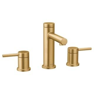 Moen (T6193BG) Brushed Gold 2-Handle Bathroom Faucet