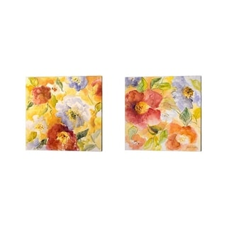Lanie Loreth 'Summer in Provence' Canvas Art (Set of 2)