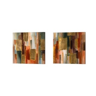 Lanie Loreth 'Woodlands' Canvas Art (Set of 2)