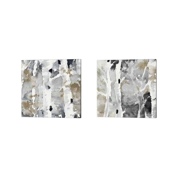 Lanie Loreth 'Evening Forest' Canvas Art (Set of 2)