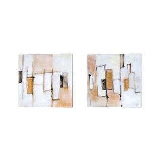 Lanie Loreth 'Friday Afternoon' Canvas Art (Set of 2)