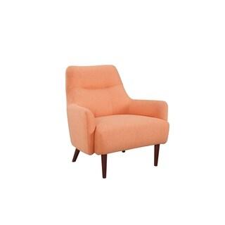 Judy Coral Mid Century Modern Chair