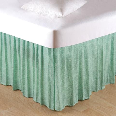 Brisbane 18-inch Drop Bed Skirt