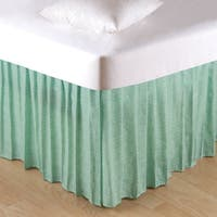Brisbane 18-inch Drop Bed Skirt