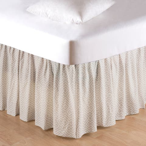Blair Garden 18-inch Drop Bed Skirt