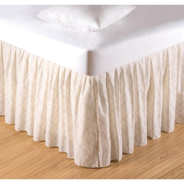 Lark 18-inch Drop Bed Skirt