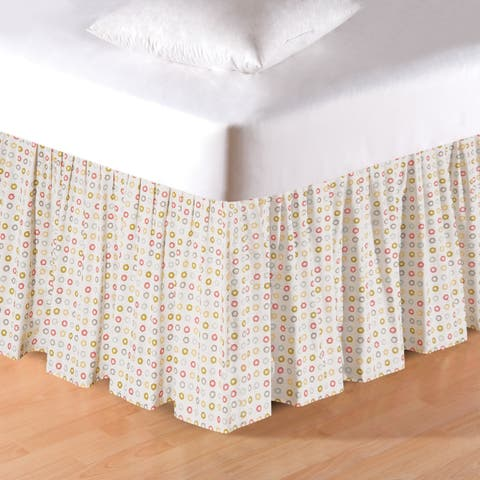 Adalynn 18-inch Drop Bed Skirt