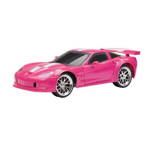Scale Radio Control Corvette in Pink