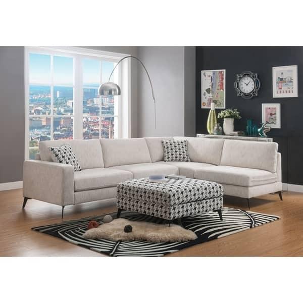 Sectional Sofa With Ottoman Pillows