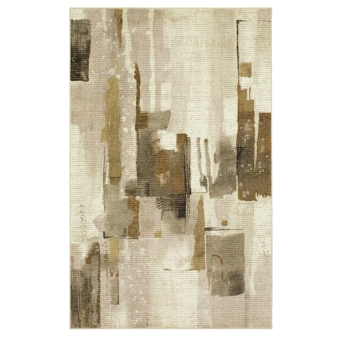 Mohawk Patina Vertical Collage Area Rug
