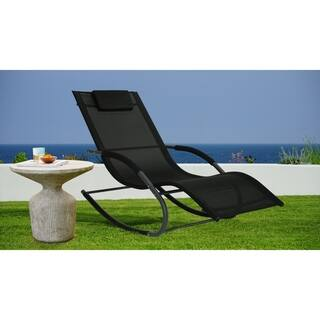 Relax A Lounger® Tampa Outdoor Rocking Lounger