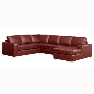 Buy Burgundy Sectional Sofas Online at Overstock   Our Best ...