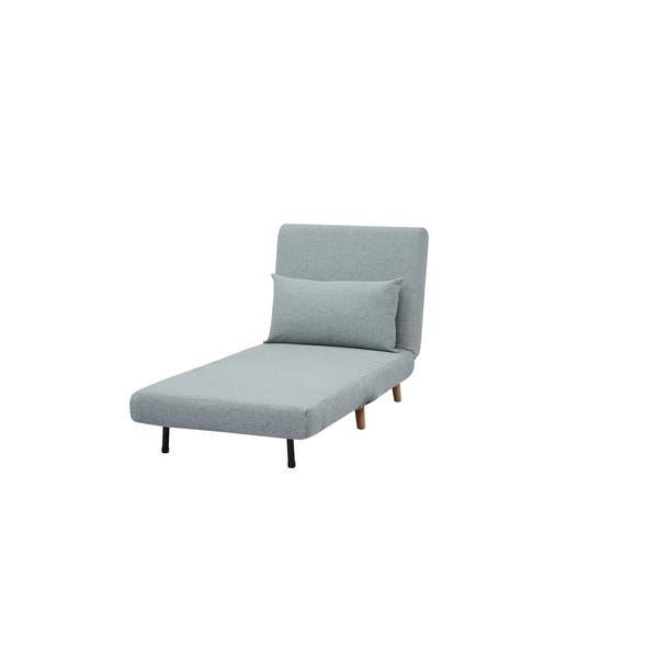 Brilliant Shop Tustin Convertible Chair Free Shipping Today Inzonedesignstudio Interior Chair Design Inzonedesignstudiocom