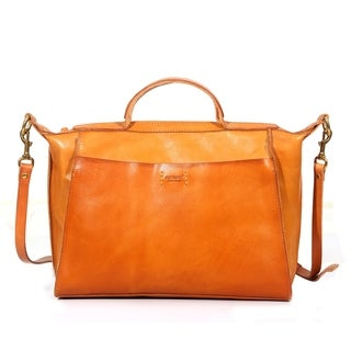Link to Old Trend Genuine Leather Gypsy Soul Satchel Similar Items in Shop By Style