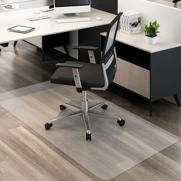 Shop Pile Carpets Protect Floor Pad Home Office PVC Chair